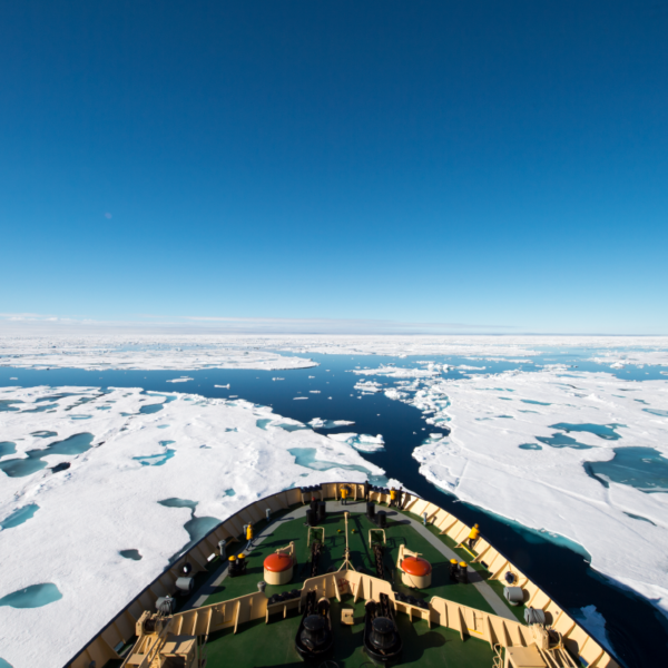 Navigation in Ice