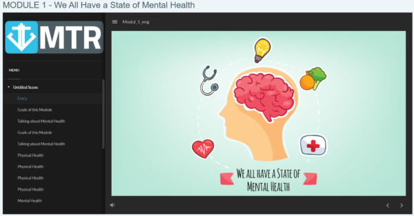We All Have a State of Mental Health