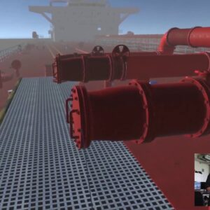 VR Game Based Learning – Pollution Prevention Before Port Arrival of a Tanker
