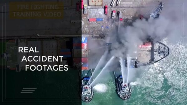 Fire Fighting Procedures on Container Vessels